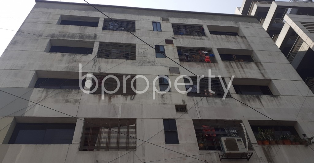 Front view - 3 Bed Apartment to Rent in Uttara, Dhaka - 1995105
