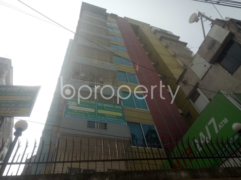 Front view - Office to Rent in Badda, Dhaka - 1995143
