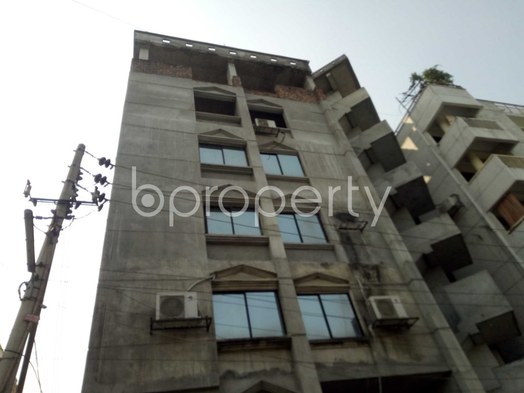 Outside view - Office to Rent in Banani, Dhaka - 1995150