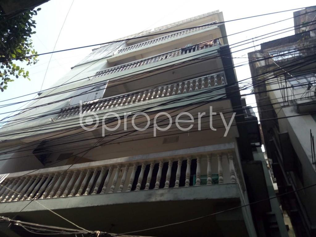 Front view - 2 Bed Apartment to Rent in Dhanmondi, Dhaka - 1995191