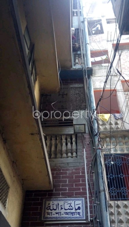 Front view - 3 Bed Apartment for Sale in Lalbagh, Dhaka - 1995202
