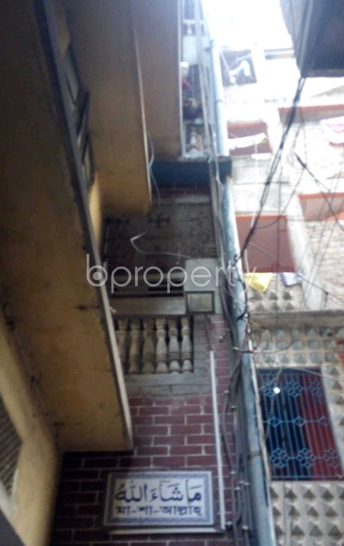 Front view - 3 Bed Apartment for Sale in Lalbagh, Dhaka - 1995203