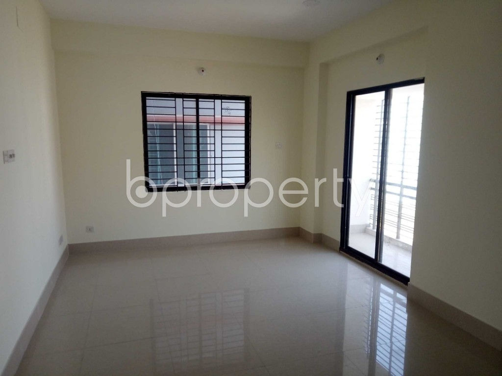 Bedroom - 3 Bed Apartment to Rent in Bashundhara R-A, Dhaka - 1995246
