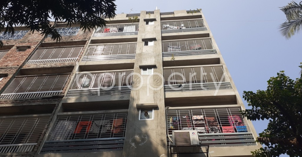 Front view - 2 Bed Apartment to Rent in Mohammadpur, Dhaka - 1995266