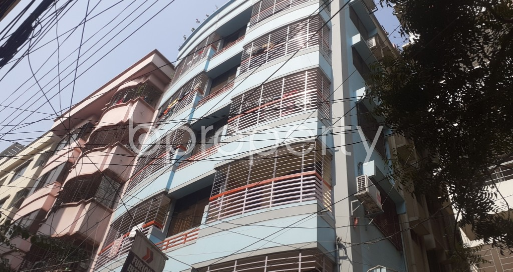 Front view - 2 Bed Apartment to Rent in Mohammadpur, Dhaka - 1995274