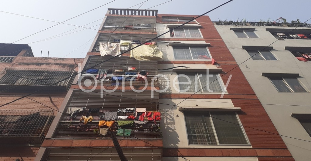 Front view - 2 Bed Apartment to Rent in Mohammadpur, Dhaka - 1995280