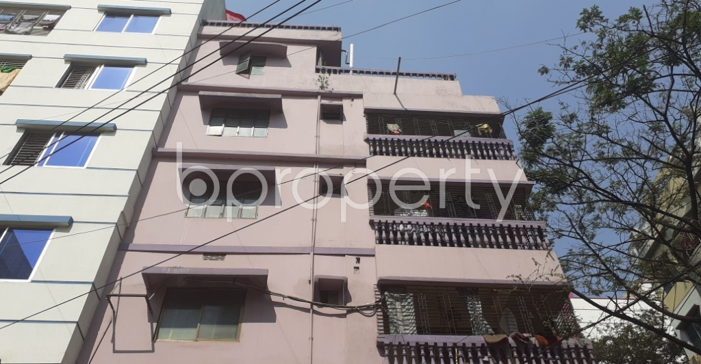 Front view - 2 Bed Apartment to Rent in Mohammadpur, Dhaka - 1995307