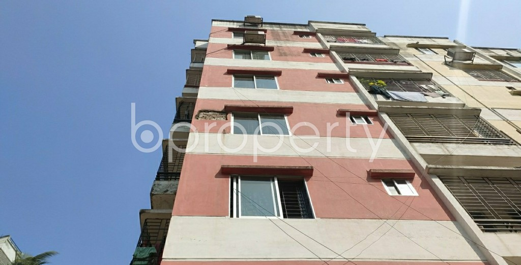 Front view - 3 Bed Apartment to Rent in Dhanmondi, Dhaka - 1995314