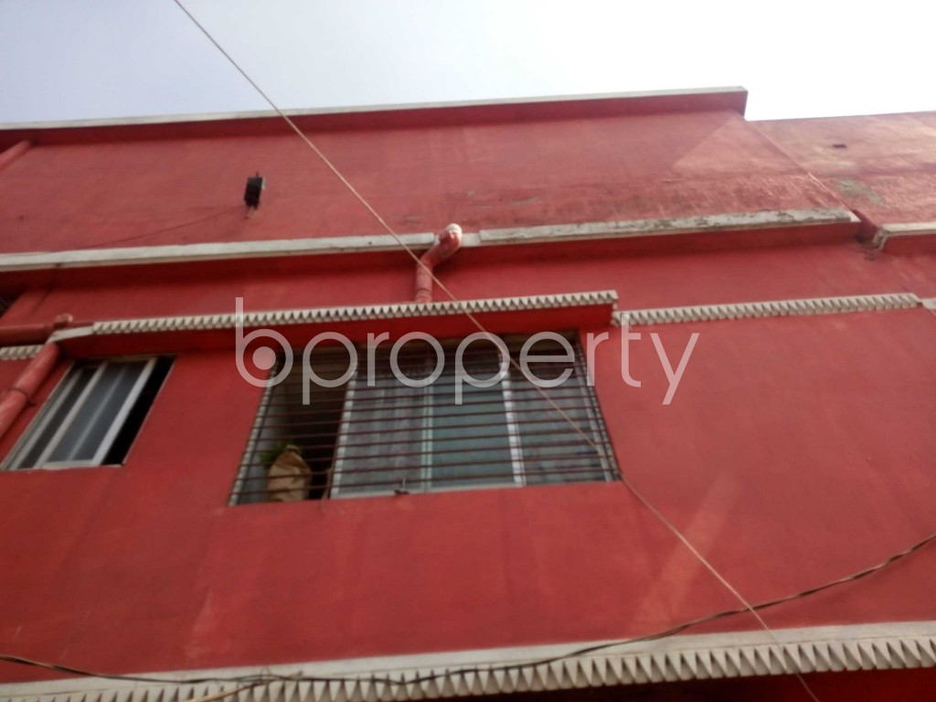 Front view - Office to Rent in Kuril , Dhaka - 1995328