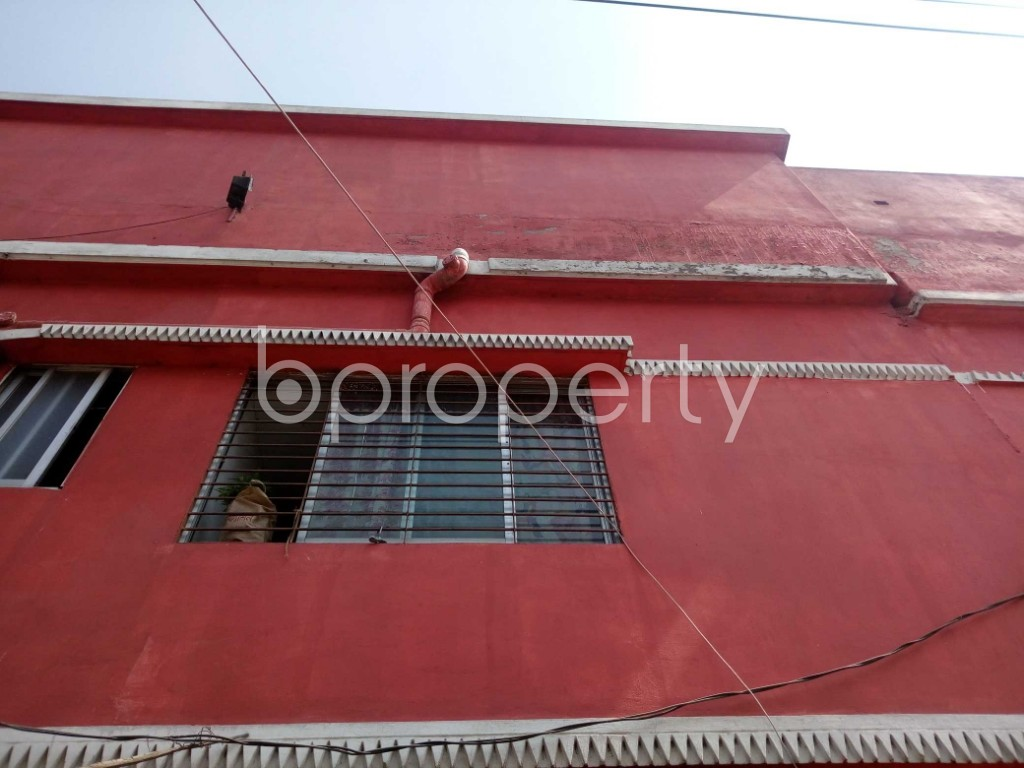 Front view - Office to Rent in Kuril , Dhaka - 1995330