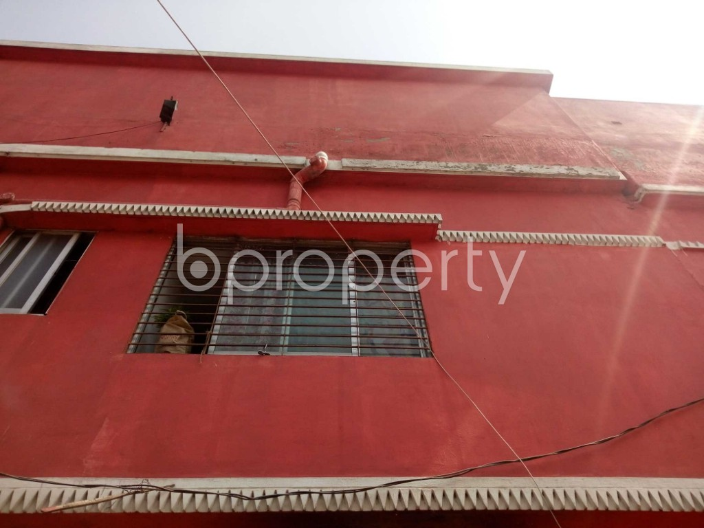 Front view - Office to Rent in Kuril , Dhaka - 1995331