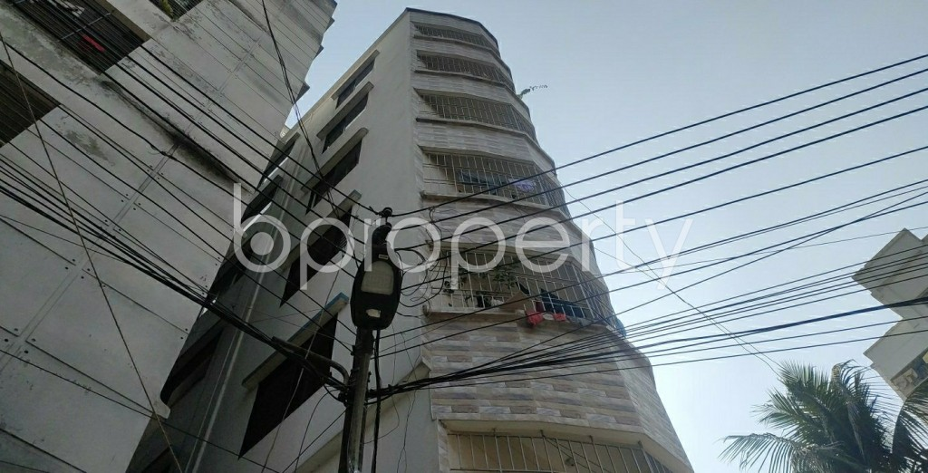 Front view - 3 Bed Apartment to Rent in Dhanmondi, Dhaka - 1995333