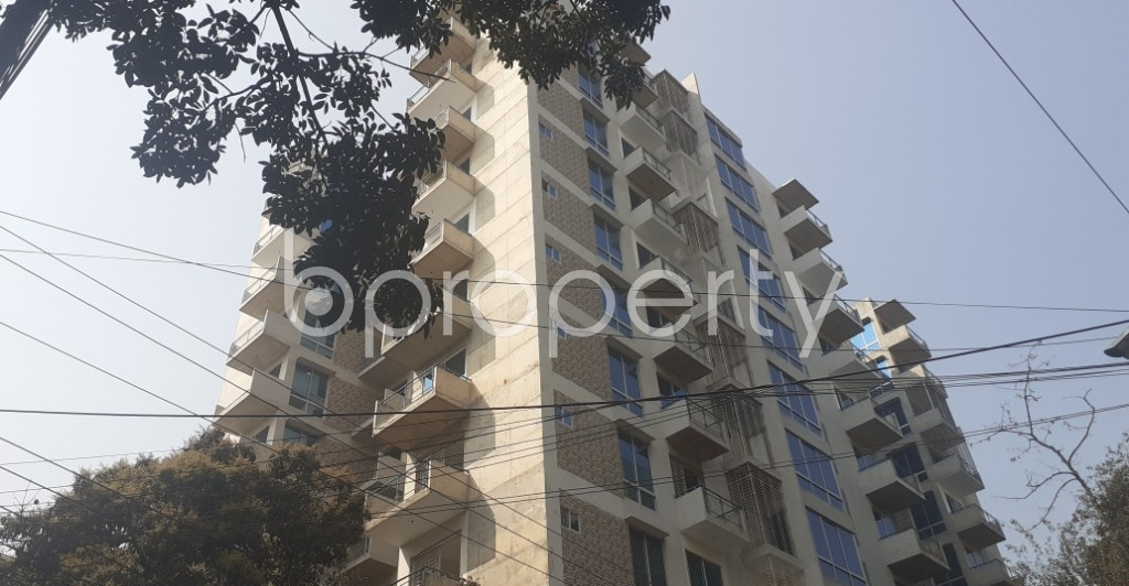 Outside view - 4 Bed Apartment to Rent in Gulshan, Dhaka - 1995351