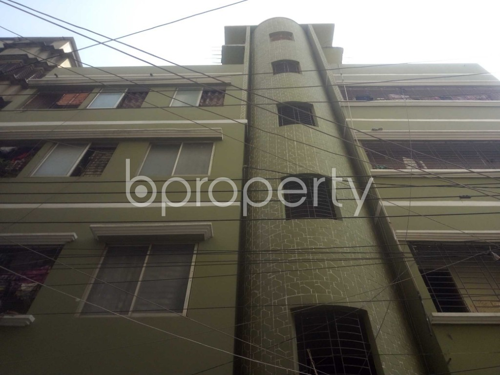 Front view - 1 Bed Apartment to Rent in Mirpur, Dhaka - 1995352