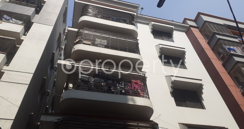 Front view - 2 Bed Apartment to Rent in Mohammadpur, Dhaka - 1995353