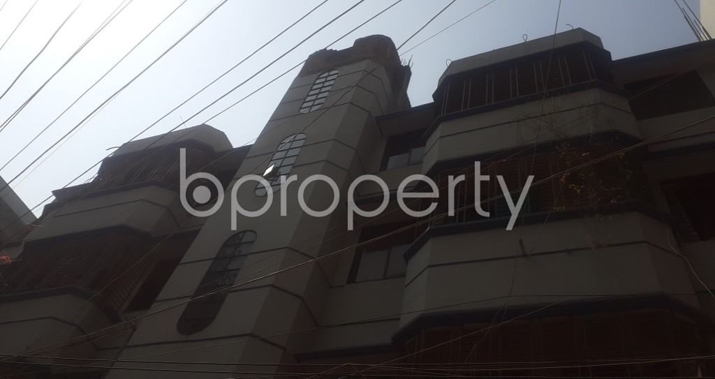 Front view - 2 Bed Apartment to Rent in Mohammadpur, Dhaka - 1995361