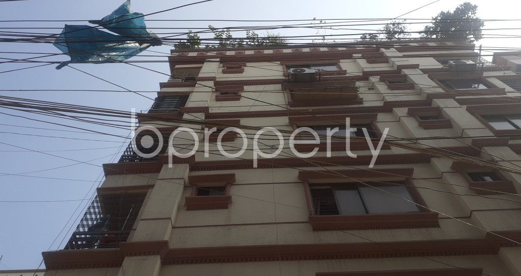 Front view - 2 Bed Apartment to Rent in Mohammadpur, Dhaka - 1995363