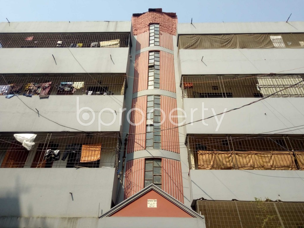 Front view - 2 Bed Apartment to Rent in Uttara, Dhaka - 1995367