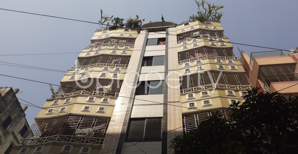 Front view - 1 Bed Apartment to Rent in Uttara, Dhaka - 1995369