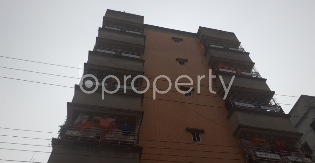 Front view - 2 Bed Apartment to Rent in Uttara, Dhaka - 1995374