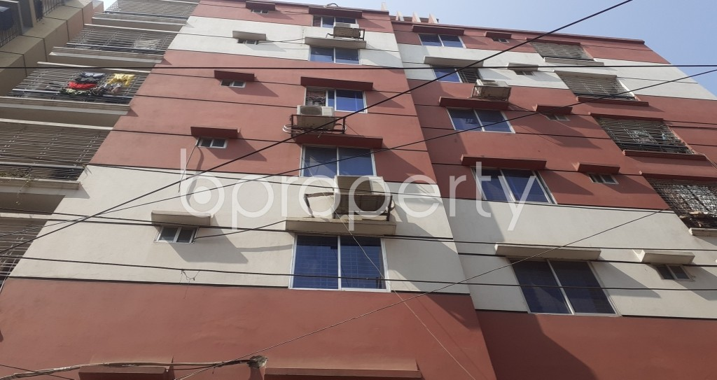 Front view - 3 Bed Apartment to Rent in Mohammadpur, Dhaka - 1995375