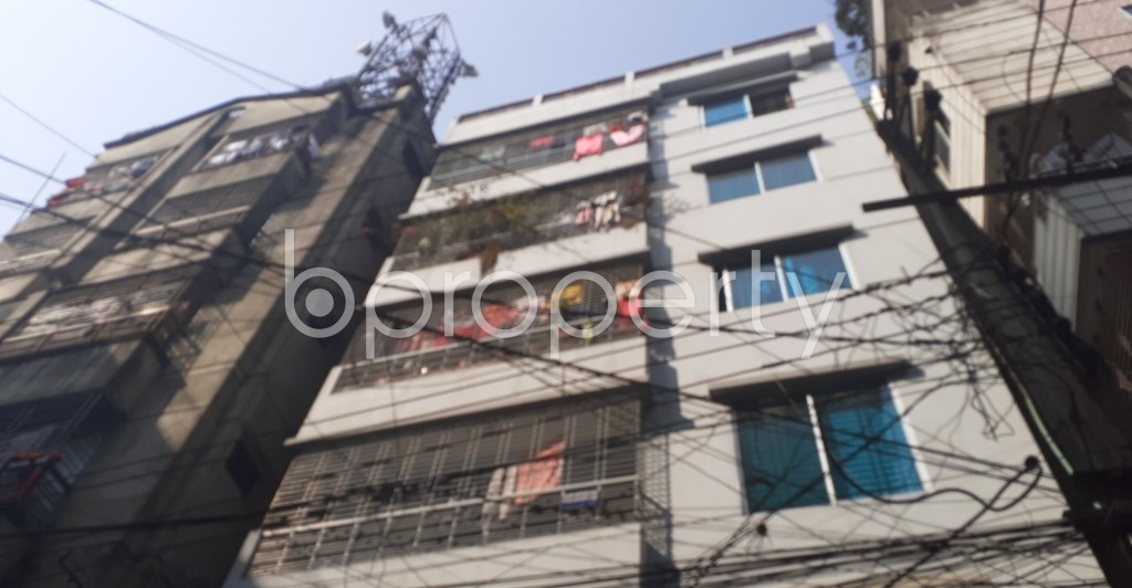 Front view - 2 Bed Apartment to Rent in Mohammadpur, Dhaka - 1995386