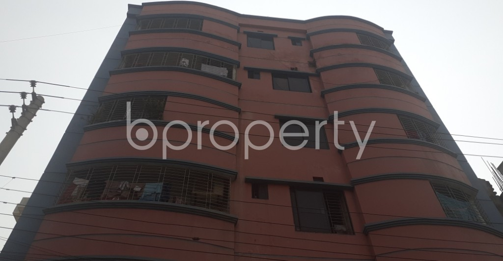 Front view - 2 Bed Apartment to Rent in Uttara, Dhaka - 1995389