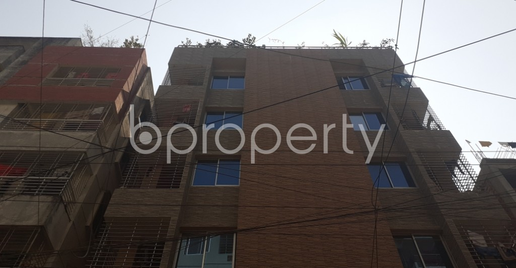 Front view - 2 Bed Apartment to Rent in Uttara, Dhaka - 1995390