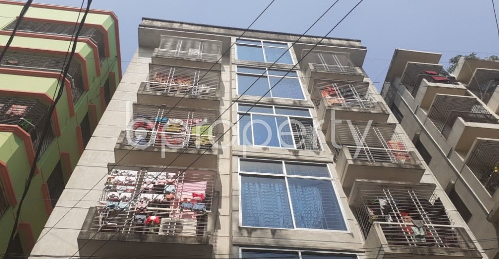 Front view - 2 Bed Apartment to Rent in Uttara, Dhaka - 1995392