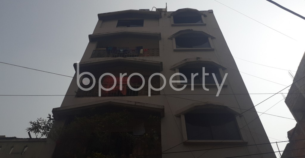 Front view - 1 Bed Apartment to Rent in Mohammadpur, Dhaka - 1995401