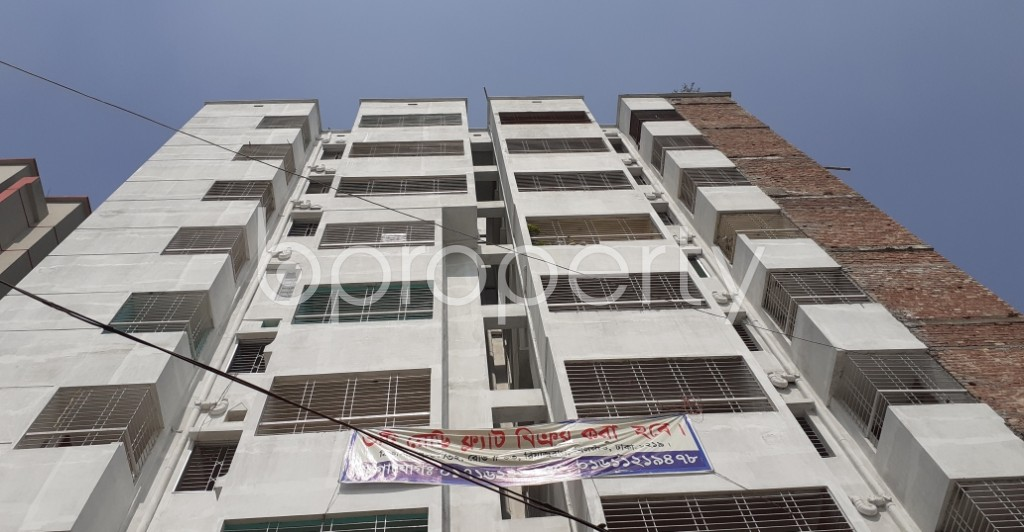 Front view - 3 Bed Apartment for Sale in Khilgaon, Dhaka - 1995407