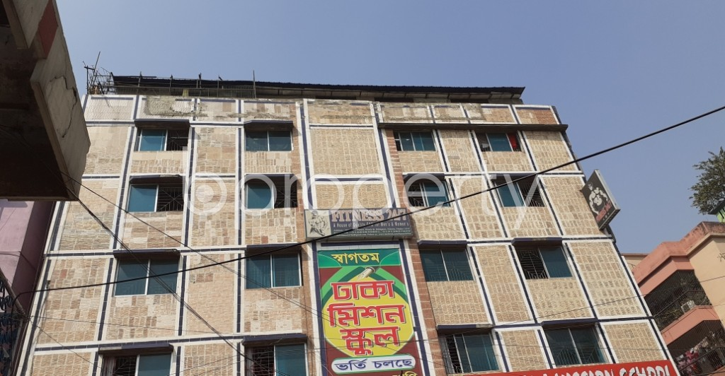 Front view - Office to Rent in Khilgaon, Dhaka - 1995408