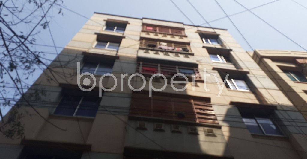 Front view - 3 Bed Apartment to Rent in Mohammadpur, Dhaka - 1995433