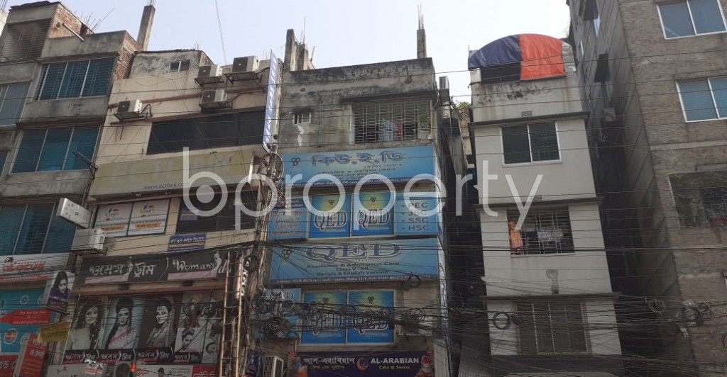 Front view - Office to Rent in Malibagh, Dhaka - 1995449