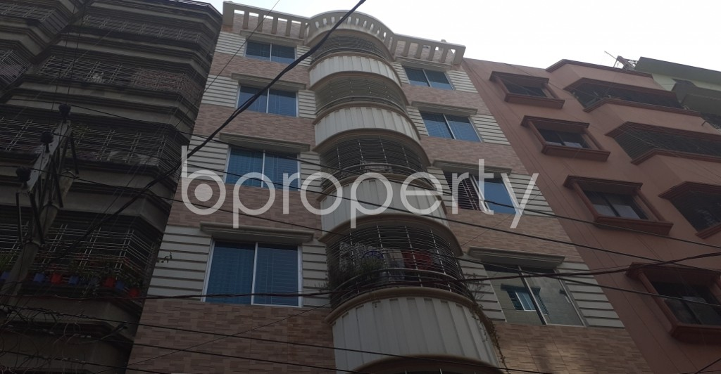 Front view - 2 Bed Apartment to Rent in Mohammadpur, Dhaka - 1995463