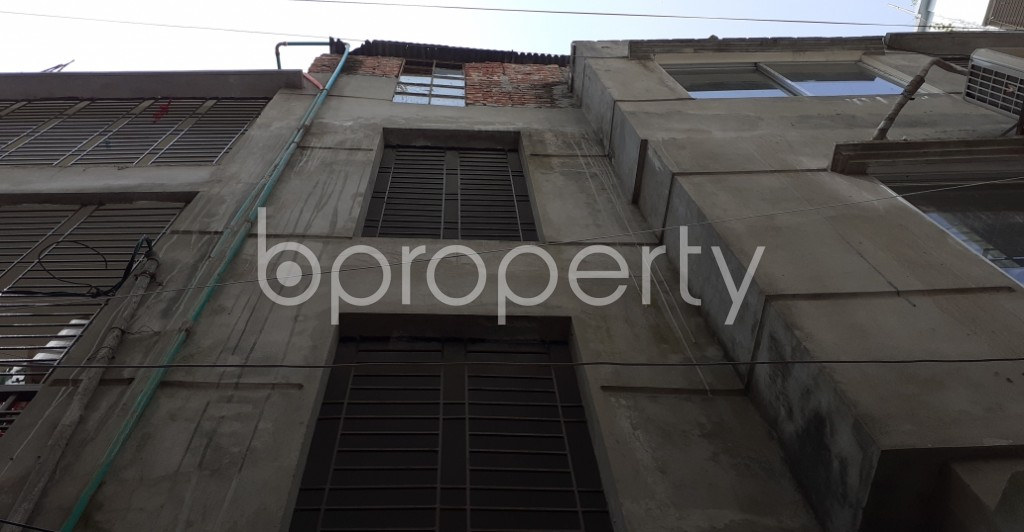 Front view - 2 Bed Apartment to Rent in Mirpur, Dhaka - 1995483