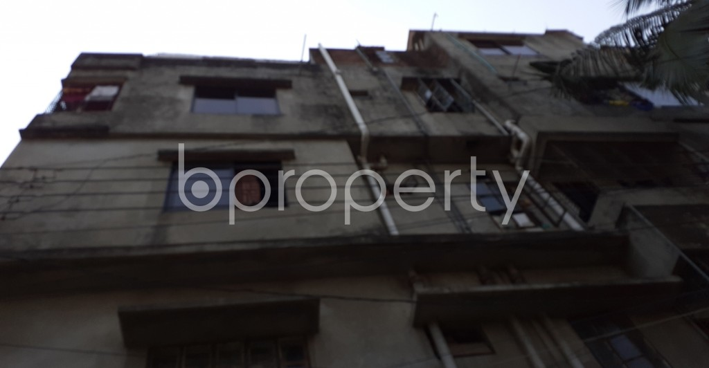 Front view - 1 Bed Apartment to Rent in Mirpur, Dhaka - 1995484