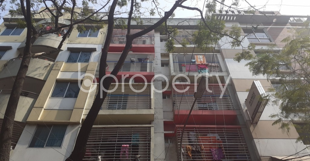Front view - 2 Bed Apartment to Rent in Mohammadpur, Dhaka - 1995499