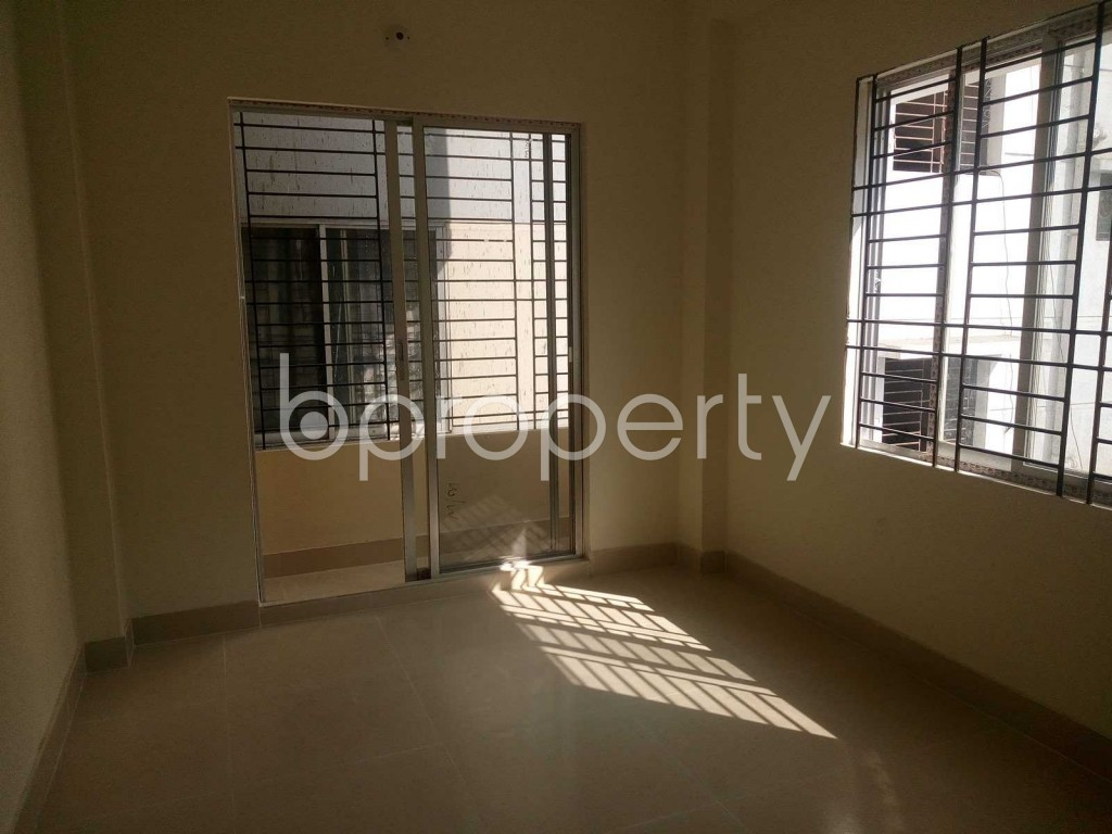 Bedroom - 2 Bed Apartment to Rent in Uttara, Dhaka - 1995505