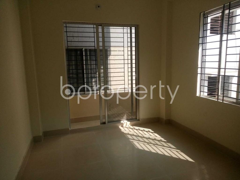 Bedroom - 2 Bed Apartment to Rent in Uttara, Dhaka - 1995506
