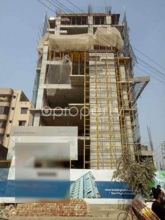 Front view - Office to Rent in Badda, Dhaka - 1995520