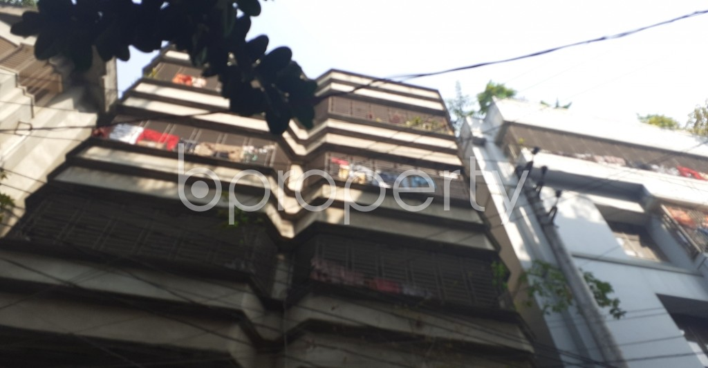 Front view - 3 Bed Apartment to Rent in Mohammadpur, Dhaka - 1995524