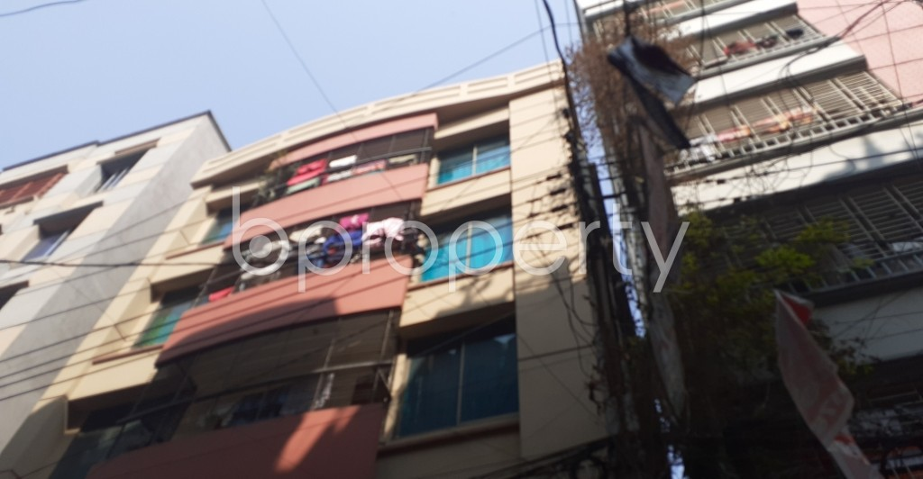 Front view - 2 Bed Apartment to Rent in Mohammadpur, Dhaka - 1995526