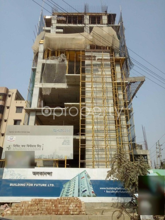 Front view - Office to Rent in Badda, Dhaka - 1995527