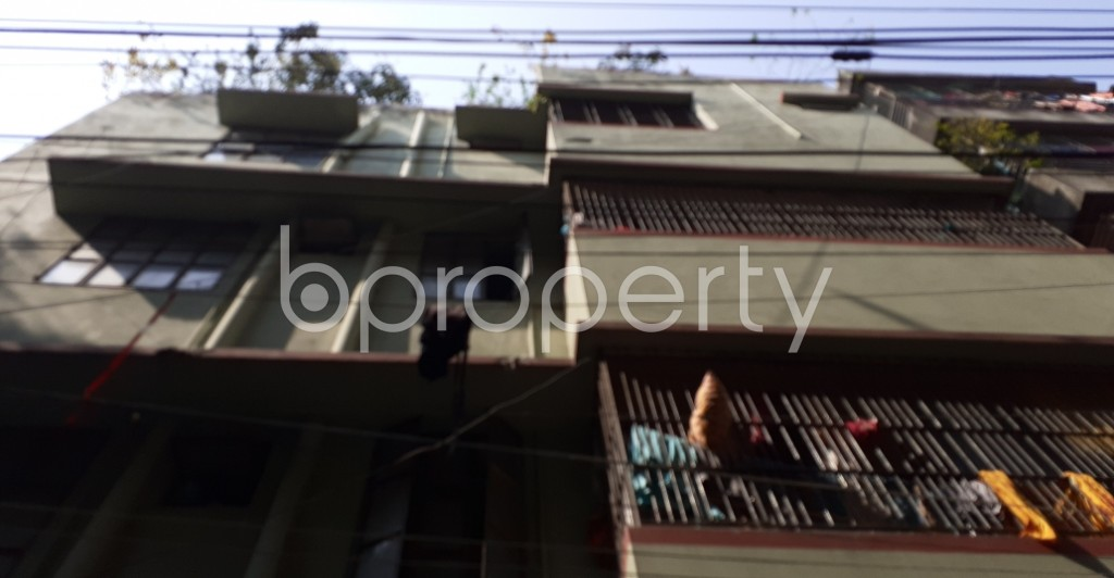 Front view - 2 Bed Apartment to Rent in Mirpur, Dhaka - 1995531