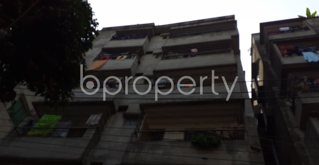 Front view - 2 Bed Apartment to Rent in Mirpur, Dhaka - 1995532
