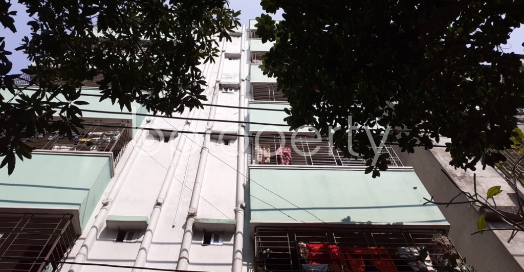 Front view - 1 Bed Apartment to Rent in Mirpur, Dhaka - 1995533