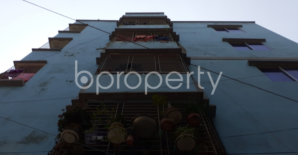 Front view - 2 Bed Apartment to Rent in Mirpur, Dhaka - 1995535