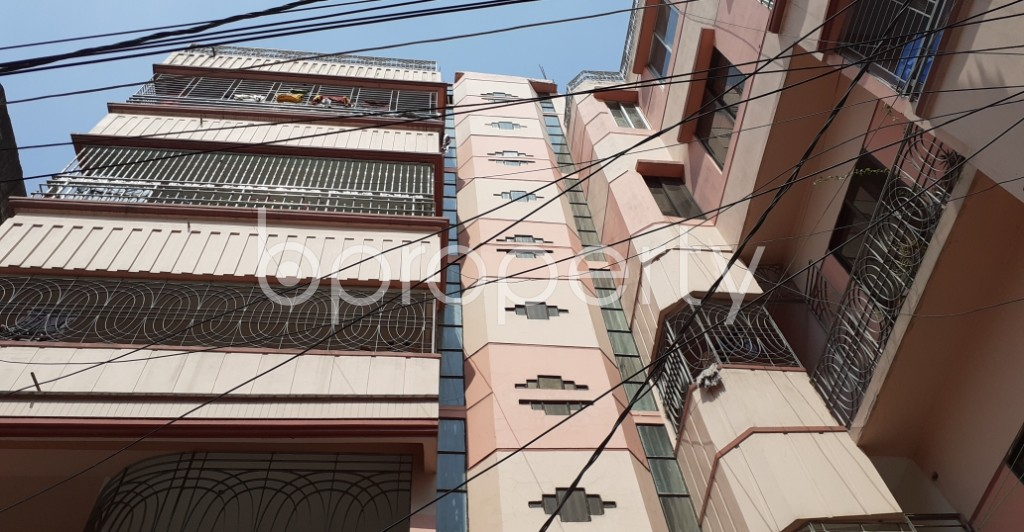 Front view - 2 Bed Apartment to Rent in Mirpur, Dhaka - 1995536