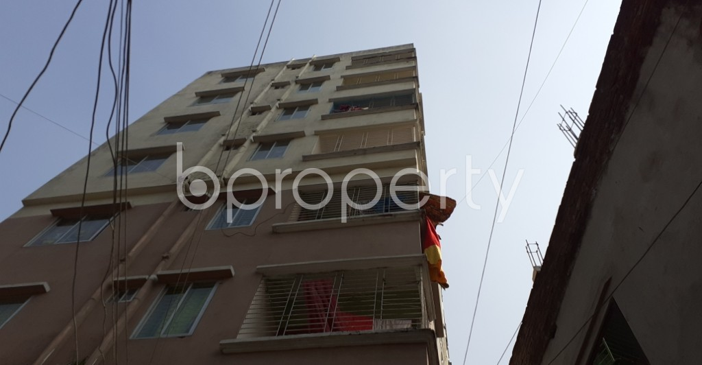 Front view - 2 Bed Apartment to Rent in Mirpur, Dhaka - 1995538